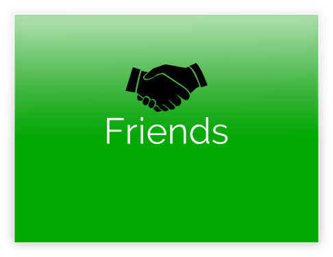 friends, partners & useful links