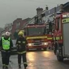Fire destroys charity warehouse in Bournemouth