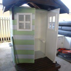 Beach Hut for local children