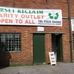Dorset Reclaim charity outlet opens in Bournemouth