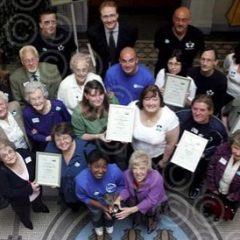 Poole Volunteer Award