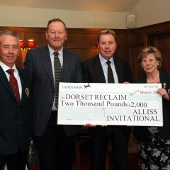 Presentation from Ferndown Golf Club